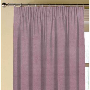 Clarke and Clarke Alvar blush Made to Measure Curtains