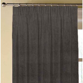 Clarke and Clarke Gustavo Alvar Charcoal Made to Measure Curtains