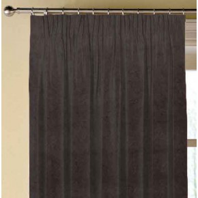 Clarke and Clarke Alvar Espresso Made to Measure Curtains