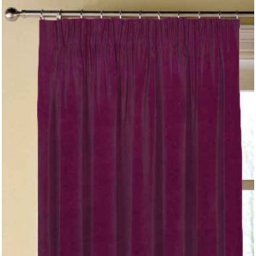 Clarke and Clarke Gustavo Alvar Fuchsia Made to Measure Curtains