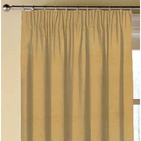 Clarke and Clarke Alvar Gold Made to Measure Curtains