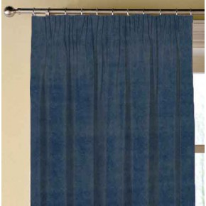 Clarke and Clarke Gustavo Alvar Indigo Made to Measure Curtains