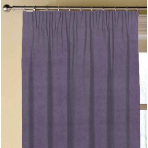Clarke and Clarke Alvar Lavender Made to Measure Curtains