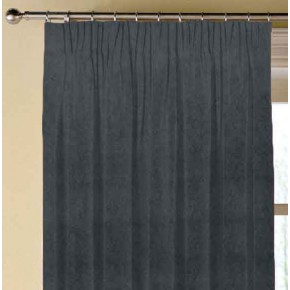 Clarke and Clarke Alvar Midnight Made to Measure Curtains