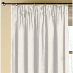 Clarke and Clarke Alvar Snow Made to Measure Curtains