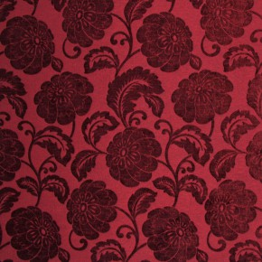 Prestigious Textiles Greenwich Camden Bordeaux Curtain Fabric