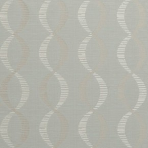 Clarke and Clarke Holland Park Campden Duckegg Curtain Fabric
