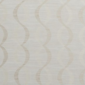 Clarke and Clarke Holland Park Campden Natural Curtain Fabric
