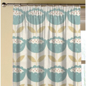 Clarke and Clarke Folia Anais Autumn Made to Measure Curtains