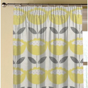 Clarke and Clarke Folia Anais Citrus Made to Measure Curtains
