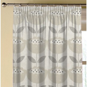 Clarke and Clarke Folia Anais Linen Made to Measure Curtains