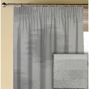 Prestigious Clarke Cosmopolitan Anatolia Chrome Made to Measure Curtains