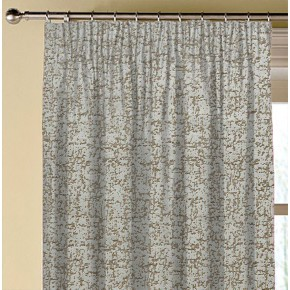 Clarke and Clarke Colony Anguilla Ash Made to Measure Curtains