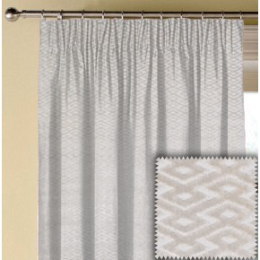 Prestigious Textiles Metro Ariel Natural Made to Measure Curtains