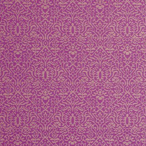 Clarke and Clarke Salon Catherine Violet Cushion Covers
