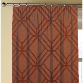 Prestigious Textiles Atrium Auburn Made to Measure Curtains
