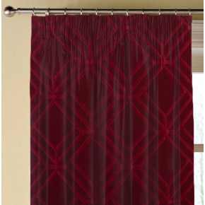 Prestigious Textiles Atrium Cardinal Made to Measure Curtains