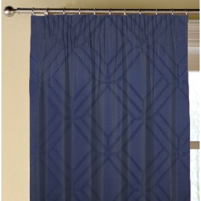 Prestigious Textiles Atrium Cobalt Made to Measure Curtains