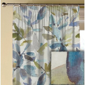 Prestigious Textiles Iona Azzuro Lagoon Made to Measure Curtains