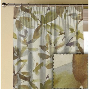 Prestigious Textiles Iona Azzuro Willow Made to Measure Curtains