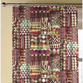 A Prestigious Textiles Decadence Baccarat Medici Made to Measure Curtains