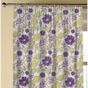 Clarke and Clarke Blighty Banbury Berry Made to Measure Curtains