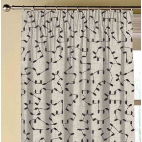 Avebury Bibury Midnight Made to Measure Curtains