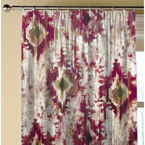 A Prestigious Textiles Decadence Bohemia Medici Made to Measure Curtains