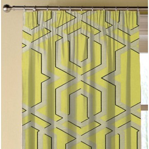 Clarke and Clarke Chateau Bolevard Acacia Made to Measure Curtains