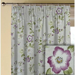 Prestigious Textiles Ambleside Bowness Hollyhock Made to Measure Curtains