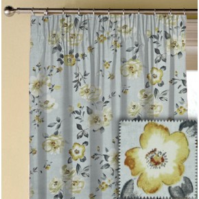 Prestigious Textiles Ambleside Bowness Maize Made to Measure Curtains