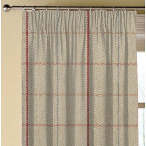Prestigious Textiles Highlands Brodie Auburn Made to Measure Curtains
