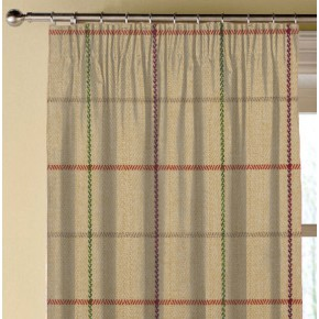 Prestigious Textiles Highlands Brodie Sand Made to Measure Curtains