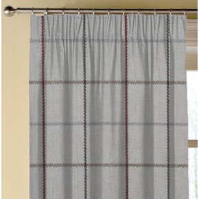 Prestigious Textiles Highlands Brodie Slate Made to Measure Curtains