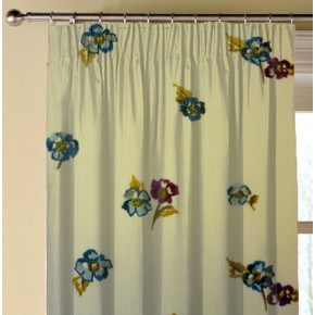 Prestigious Textiles Jubilee Buckingham Heliotrope Made to Measure Curtains