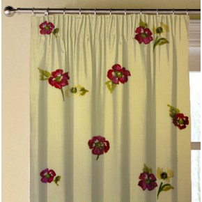 Prestigious Textiles Jubilee Buckingham Rose Made to Measure Curtains