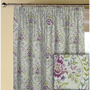 Prestigious Textiles Ambleside Buttermere Hollyhock Made to Measure Curtains