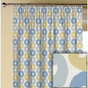Clarke and Clarke La Vie Byblos Mineral Made to Measure Curtains