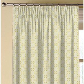 Clarke and Clarke  Colony Cabana Citron Made to Measure Curtains