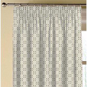 Clarke and Clarke  Colony Cabana Taupe Made to Measure Curtains