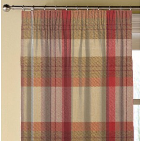 Prestigious Textiles Highlands Cairngorm Cardinal Made to Measure Curtains