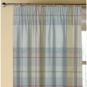 Prestigious Textiles Highlands Cairngorm Duckegg Made to Measure Curtains