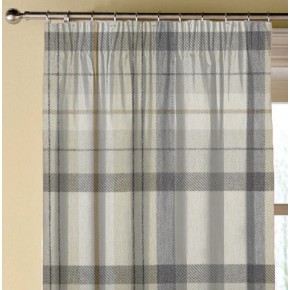 Prestigious Textiles Highlands Cairngorm Oatmeal Made to Measure Curtains