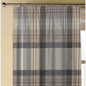 Prestigious Textiles Highlands Cairngorm Slate Made to Measure Curtains