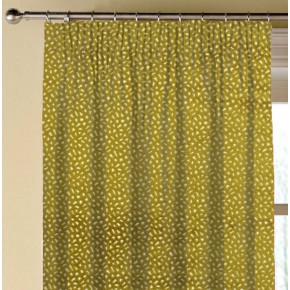 Prestigious Textiles Focus Comet Citron Made to Measure Curtains