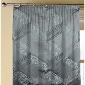 Prestigious Textiles Focus Connect Zinc Made to Measure Curtains