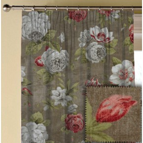 Prestigious Textiles Helmsley Darling Fall Made to Measure Curtains