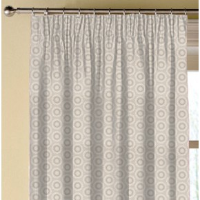 Clarke and Clarke Astrid Ebba Natural Made to Measure Curtains