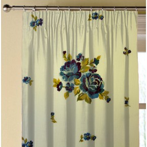 Prestigious Textiles Jubilee Elizabeth Heliotrope Made to Measure Curtains