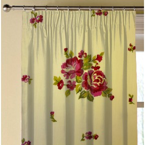 Prestigious Textiles Jubilee Elizabeth Rose Made to Measure Curtains